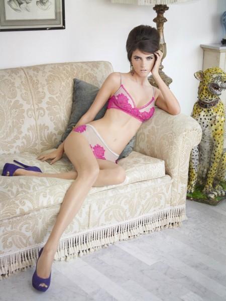las mejores fotos de chicas en lenceria:
