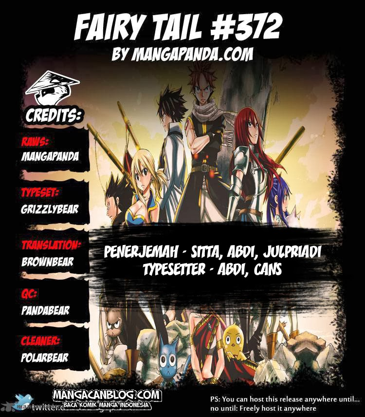 Dilarang COPAS - situs resmi www.mangacanblog.com - Komik fairy tail 372 - breach 373 Indonesia fairy tail 372 - breach Terbaru 23|Baca Manga Komik Indonesia|Mangacan