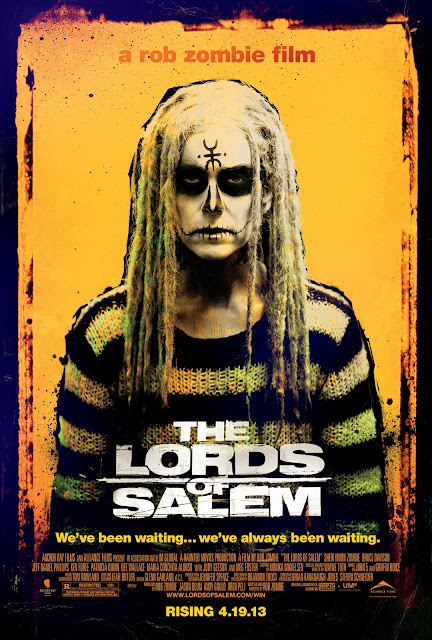 Poster The Lords Of Salem