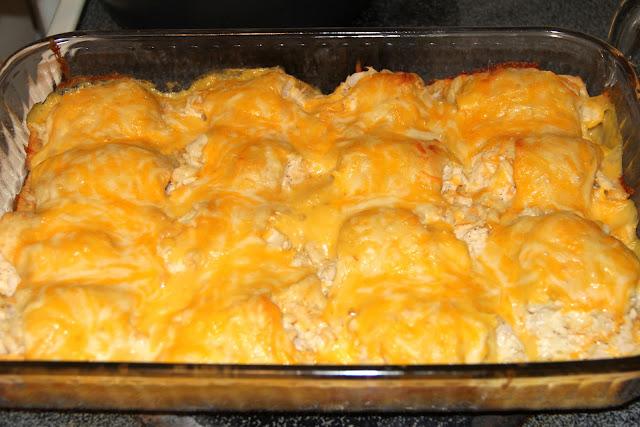 Losing It Tonight 39 S Dinner Chicken Crescent Roll