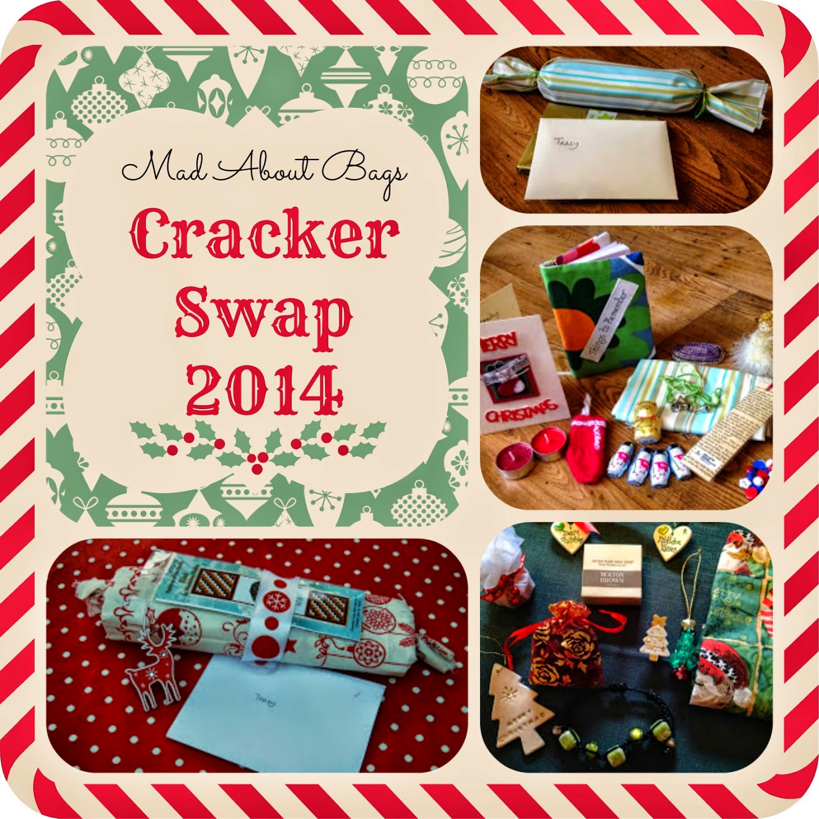Mad About Bags~Cracker Swap 2014