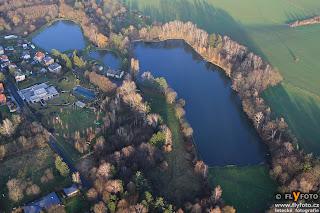rybník Marvánek