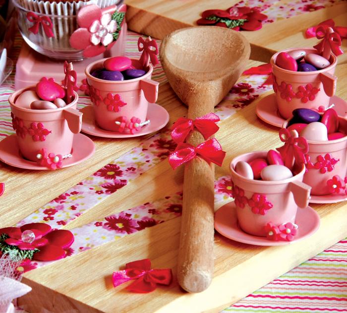 Tudo Perfeito Decoração de chá de panela # Decoracao Cha De Cozinha Simples
