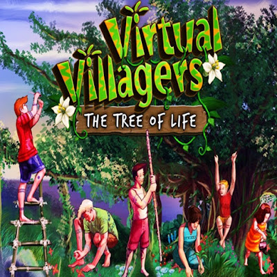 Virtual Villagers 4: The Tree of Life Cover