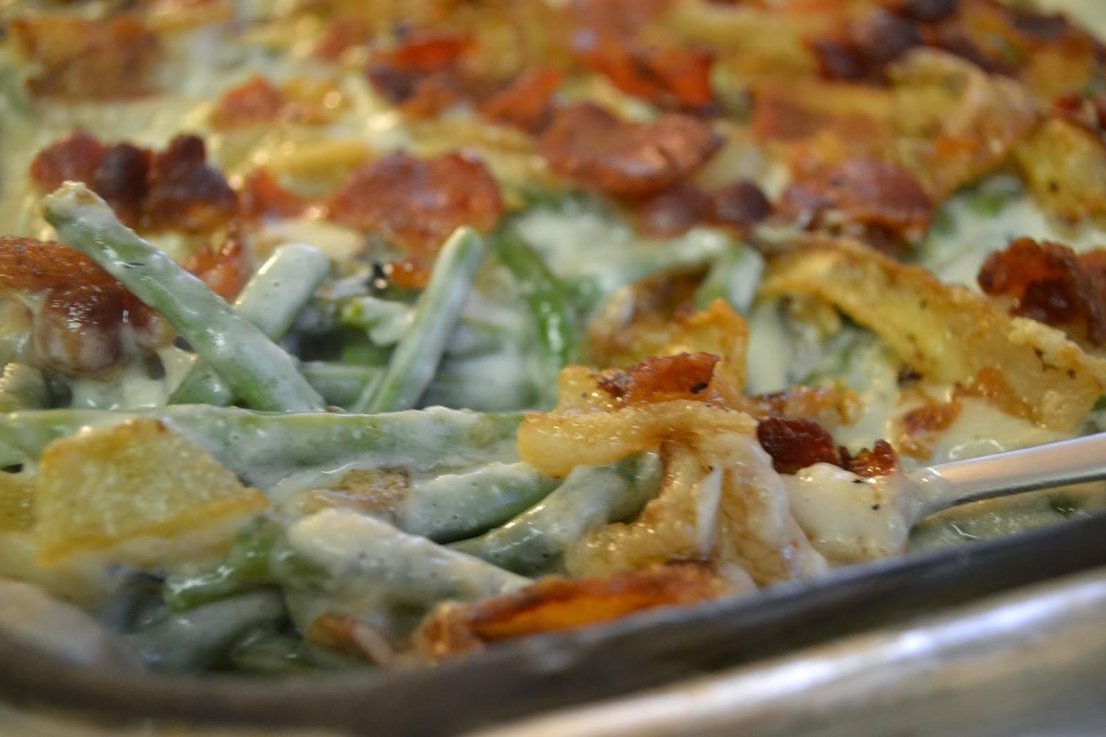 ... of a Fabulous Life: Gluten Free, Dairy Free Green Bean Casserole