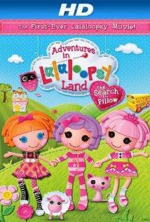 As Aventuras de LalaloopsyLandia Online Dublado