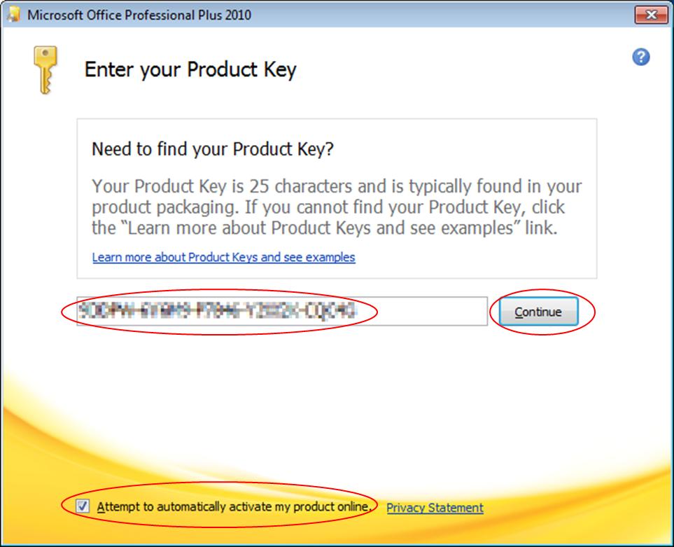 Microsoft office 2010 product key ~ windows product key