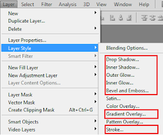fitur layer style pada photoshop cs5