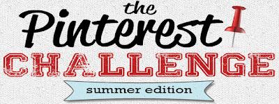 Pinterest Challenge - summer edition