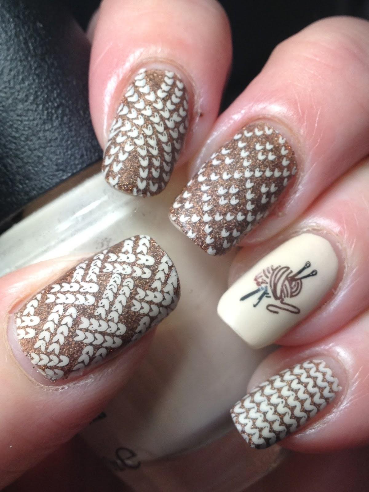 Canadian nail fanatic 40 great nail art ideas hobbies prinsesfo Choice Image