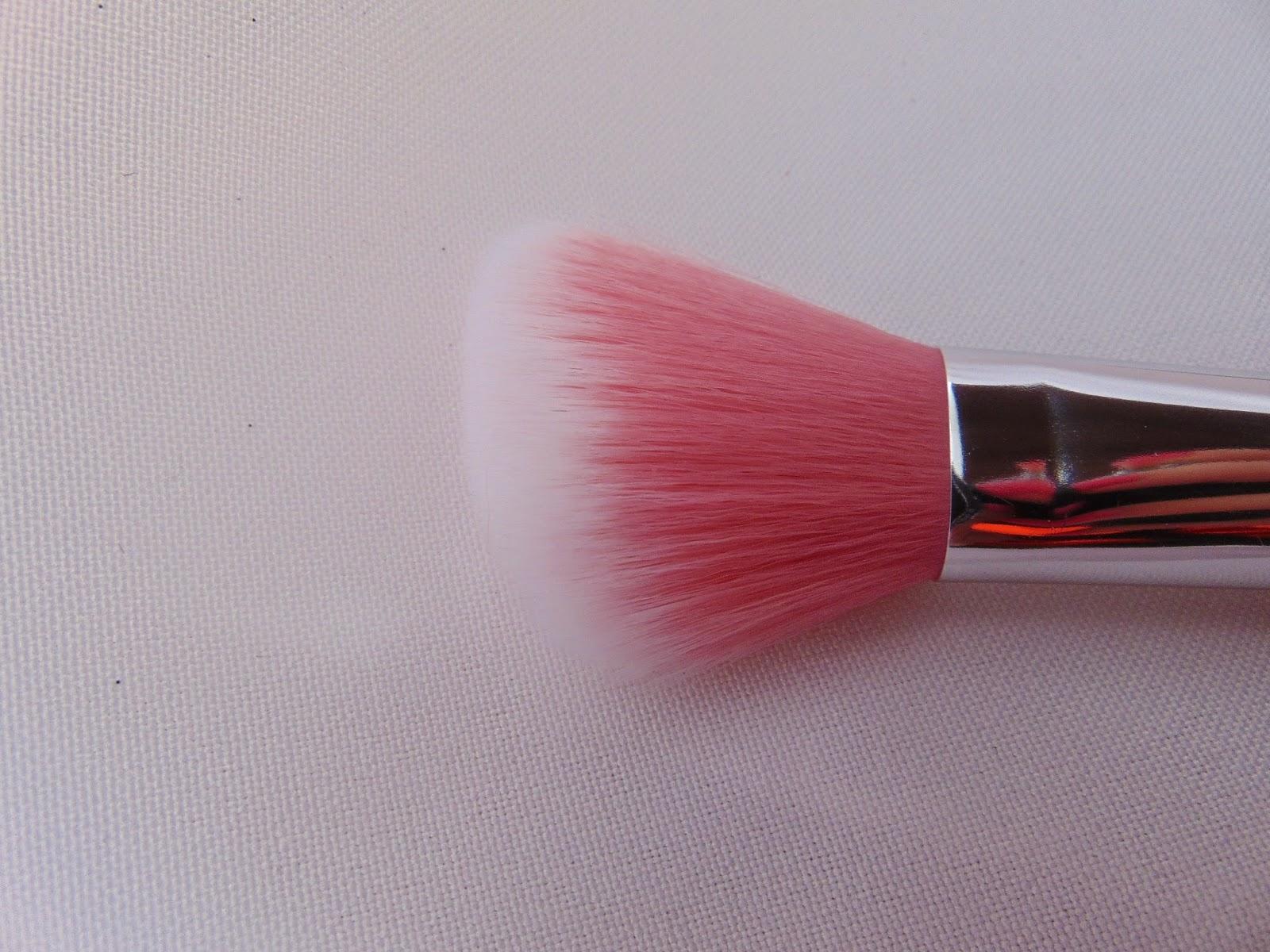 Essence: Neue Pinsel im floralen Design - Blush Brush - www.annitschkasblog.de