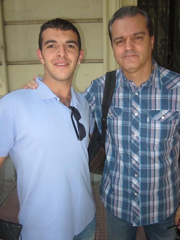 ¿Cuánto mide Ramón García? Ramon+Garcia