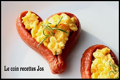 Recetas con salchichas en Recicla Inventa