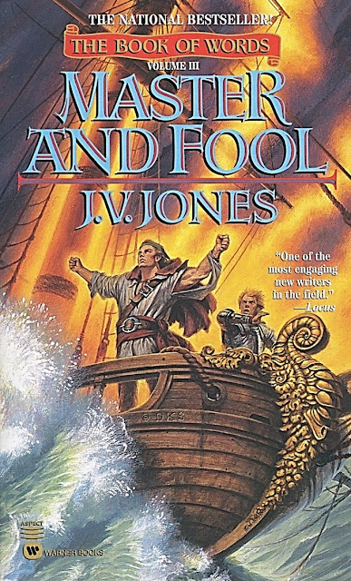 Master and Fool (The Book of Words, Book 3) by J.V. Jones