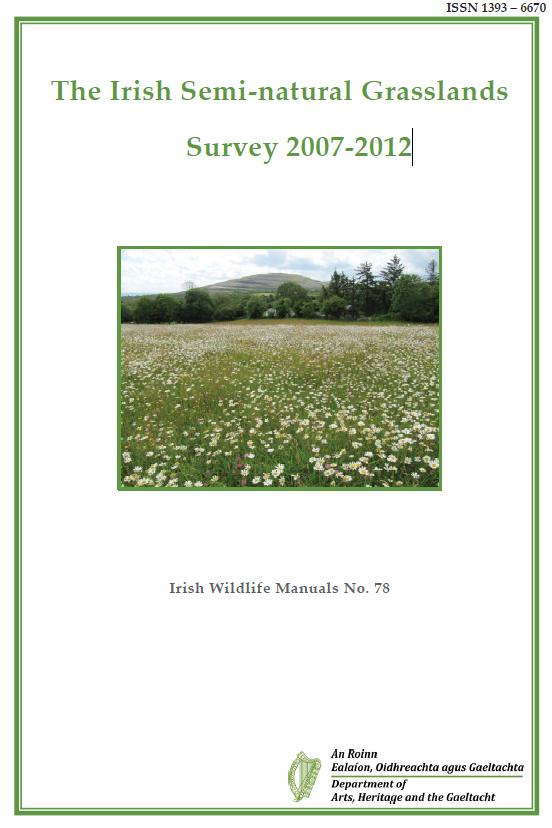 http://www.npws.ie/publications/irishwildlifemanuals/IWM%2078%20Irish%20semi-natural%20grassland%20survey.pdf