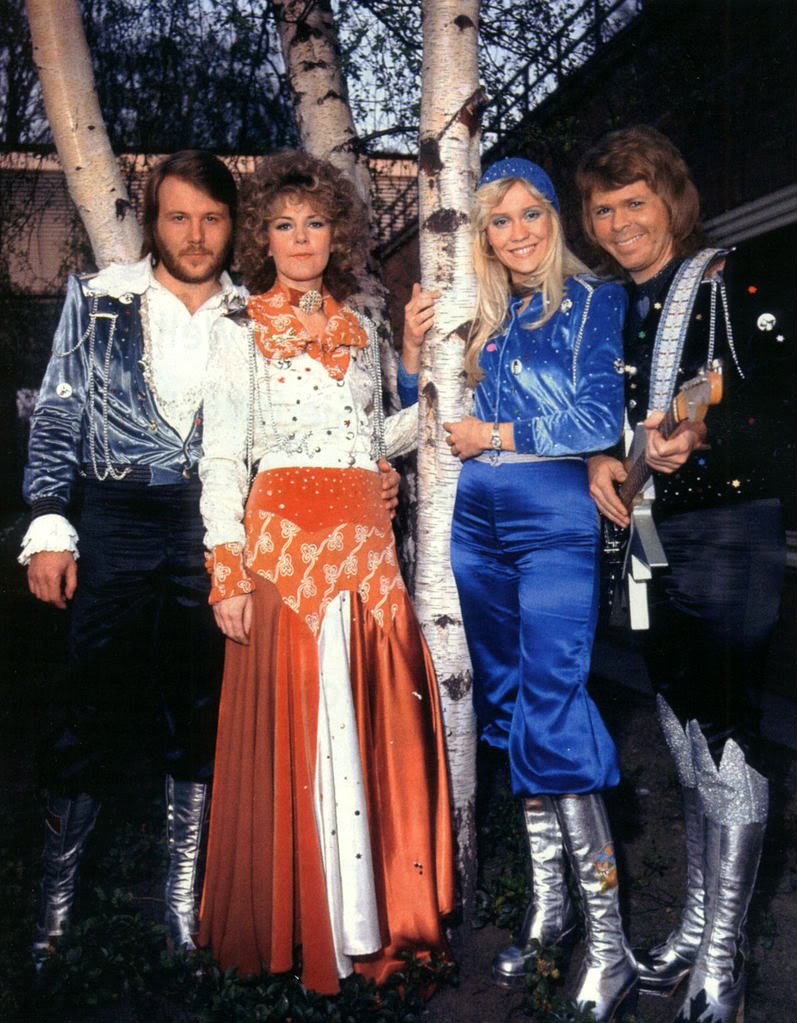 Living With Ankan ABBA AND ZIGGY STARDUST