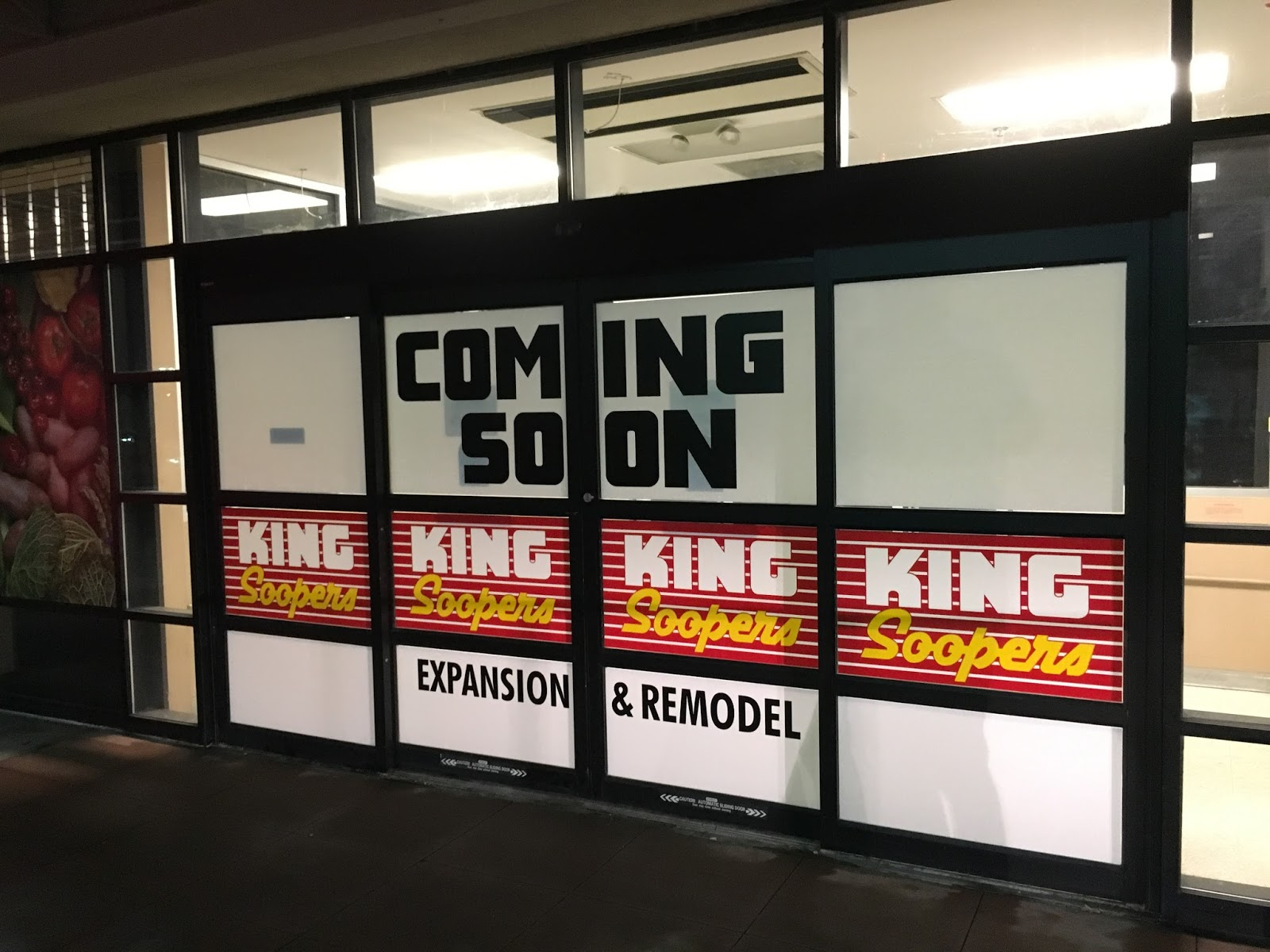 La Vida Belmar: King Soopers Remodel and Expansion in the Works