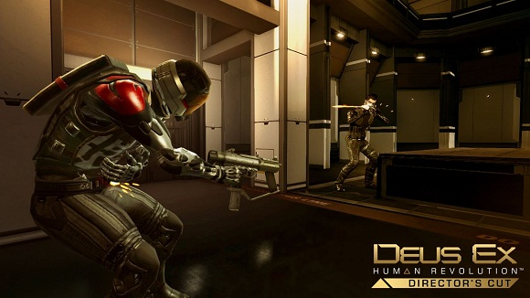 Deus Ex Human Revolution Directors Cut Edition MULTi2 RePack by SEYTER