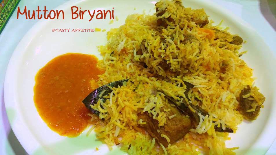 Hyderabadi mutton biryani recipe hyderabadi dum biryani spicy method forumfinder Images
