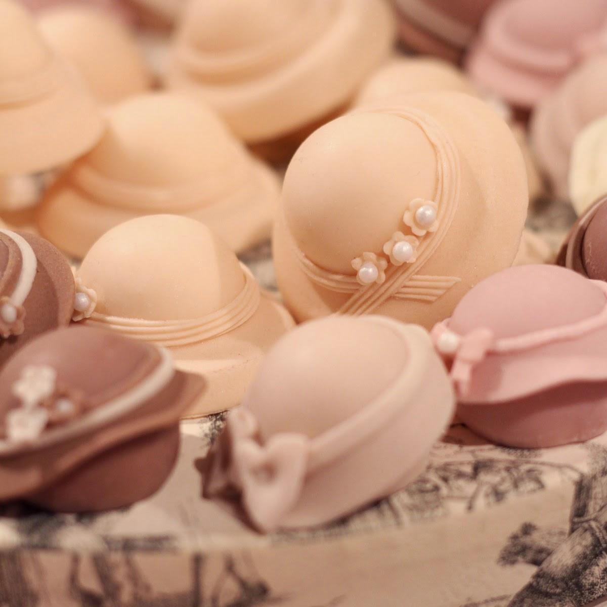 Louzieh_Doces_Casar_2014_Chapéus_Chocolate