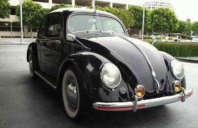 Volkswagen deluxe split window beetle 1951 volks classic for 1951 volkswagen split window