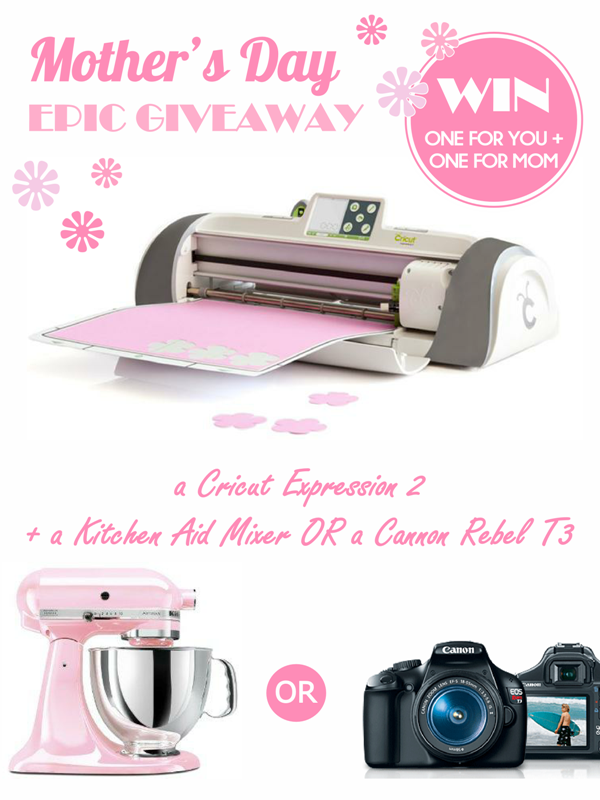 Mother's Day Epic Giveaway