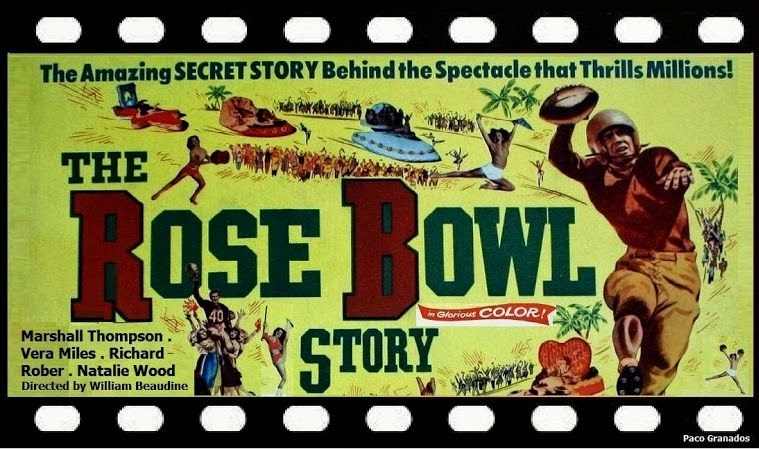 THE ROSE BOWL STORY (1952) WEB SITE