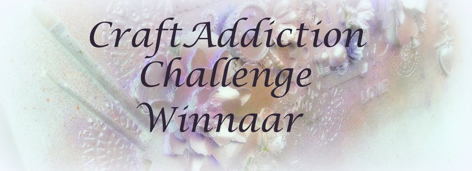 Winnaar challenge Herfst bij Craft Addiction