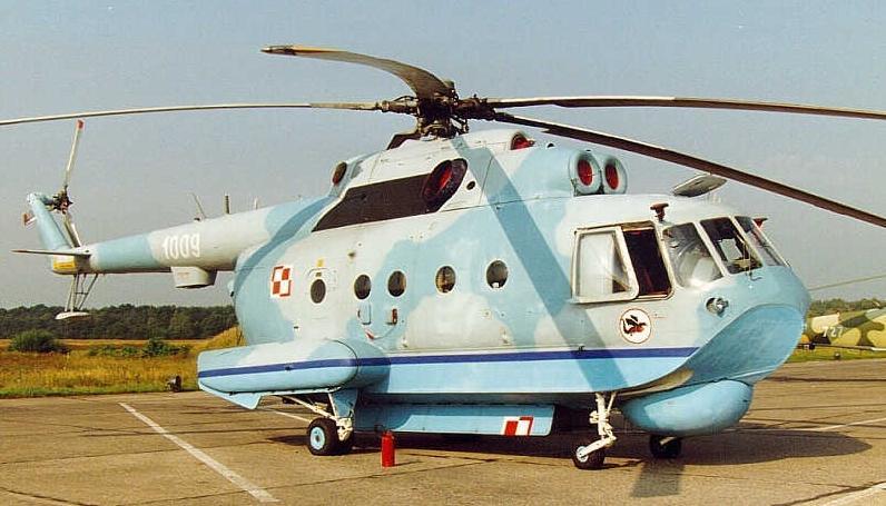 Mi-14 Haze Naval Helicopter