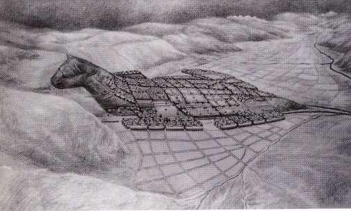 formato da cidade de cusco