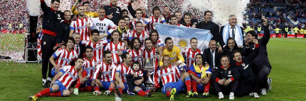 Campeones Copa del Rey 2013 - Promociones Marca