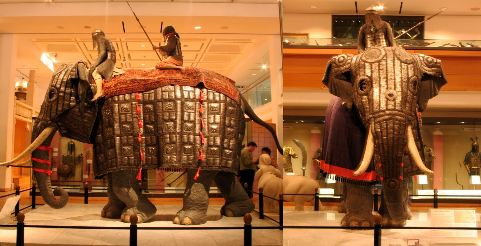 War elephant, War art, War artwork