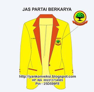 JAS PARTAI  BERKARYA