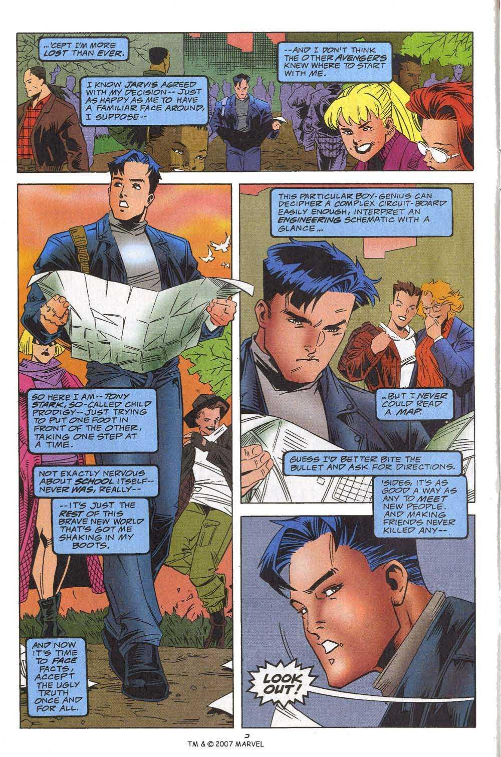 Captain America (1968) Issue #449c #405 - English 4