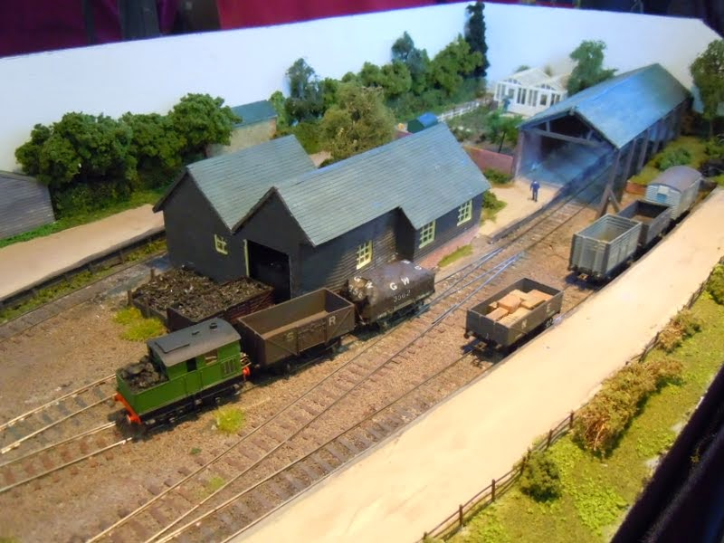 Michael's Model Railways: Southwold at Sompting Show