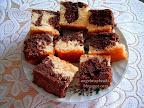 Nutellás kevert sütemény, egy könnyen elkészíthető, kevert tésztájú finomság.