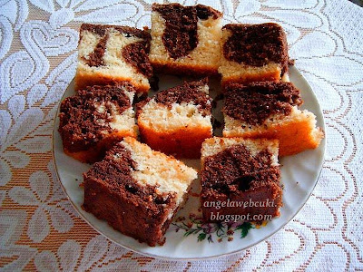 Nutellás kevert sütemény recept