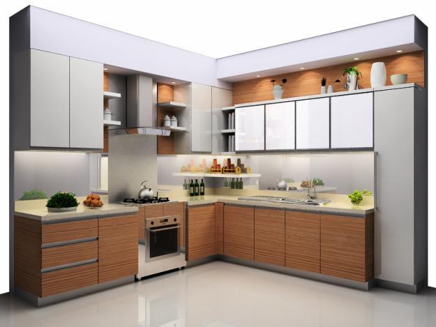 kitchen set minimalis dan modern dibawah 1 5 jt meter