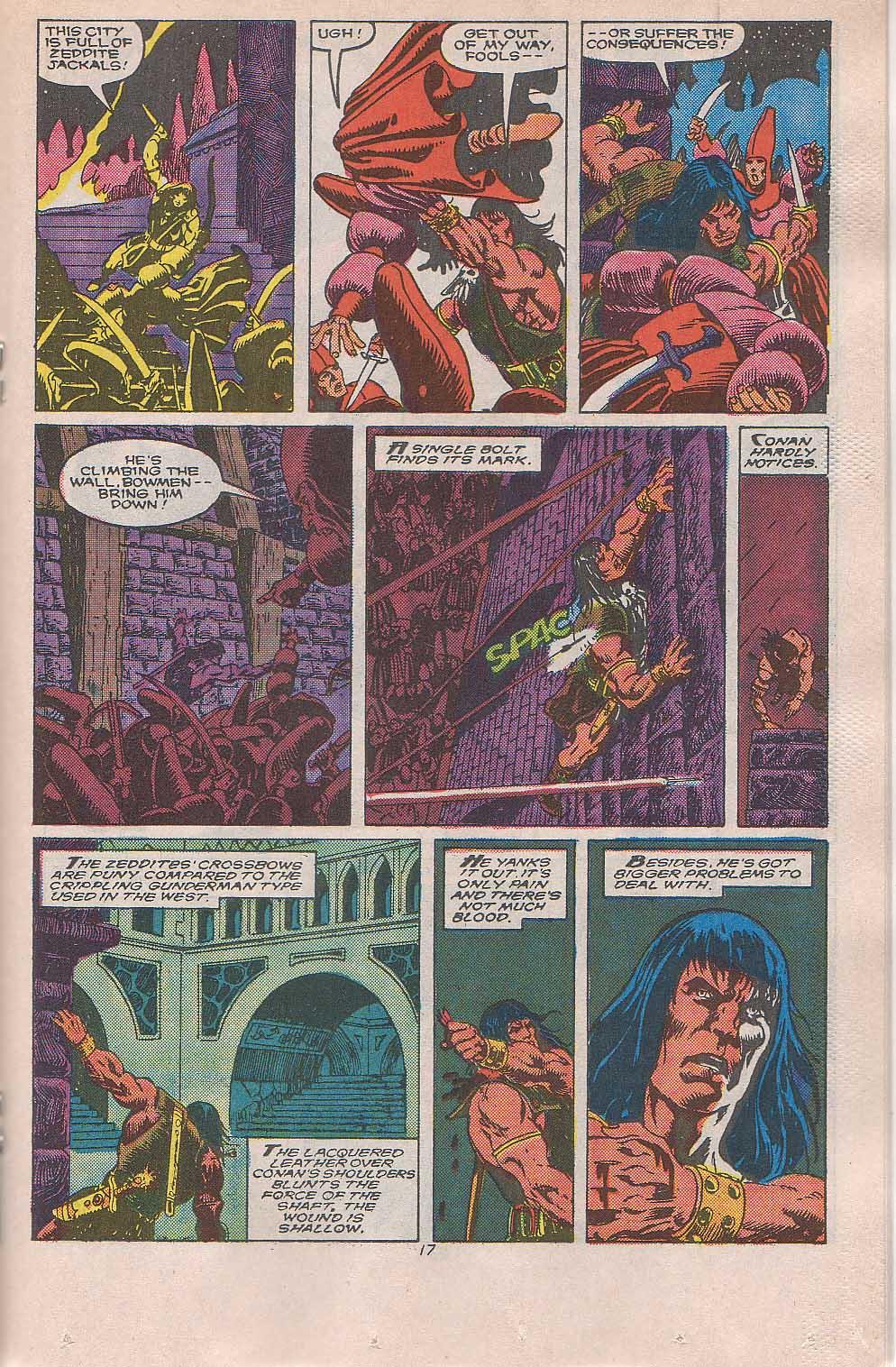 Conan the Barbarian (1970) Issue #216 #228 - English 14