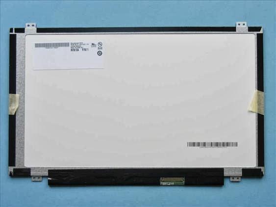 "New 14.0/"" Glossy WXGA HD Slim LED LCD Screen LP140WH2-TLQ1 Q1 LP140WH2 TL"