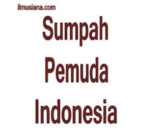 sumpah pemuda indonesia