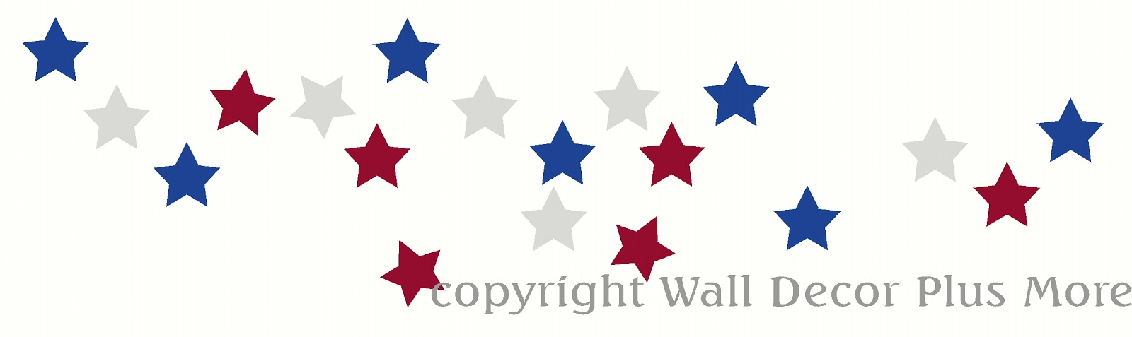 Wall Decor Plus More : Decorating with wall vinyl star stickers fun easy way