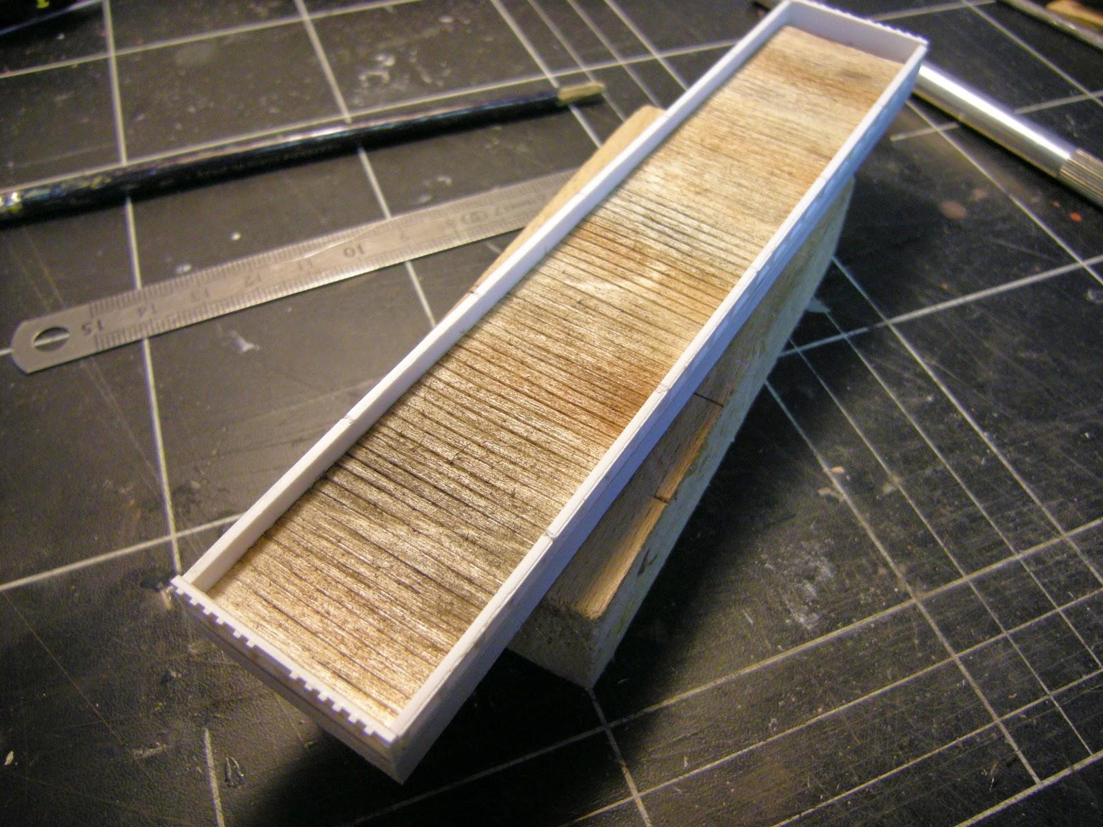 Le site de rail91 un plancher en bois v ritable pour les for Refaire un plancher bois
