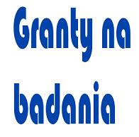 Logo strony www.granty-na-badania.com
