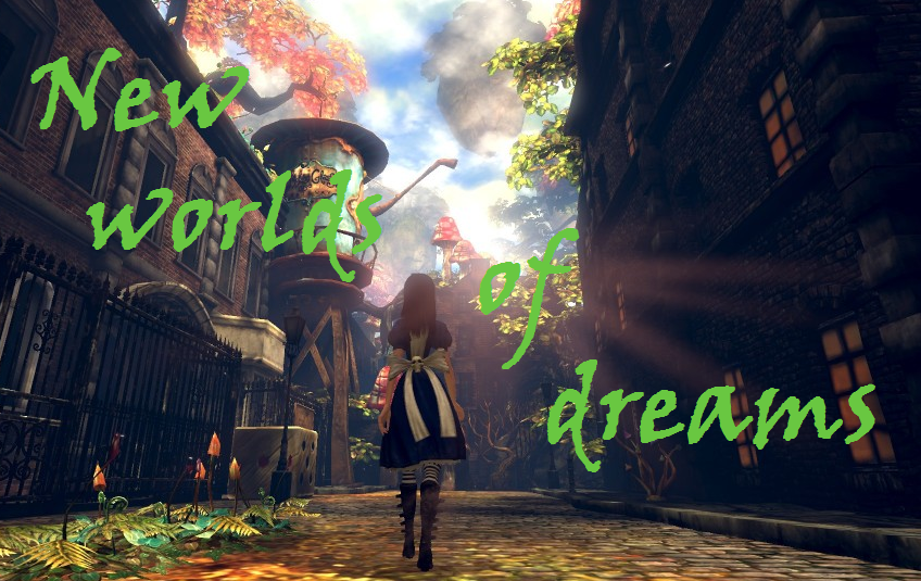 New worlds of dreams