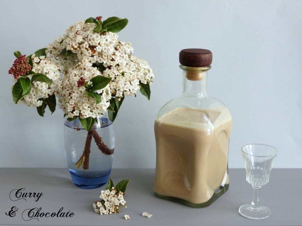 Crema de whisky casera - Homemade Baileys Irish cream