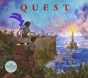 https://www.goodreads.com/book/show/20708773-quest?ac=1