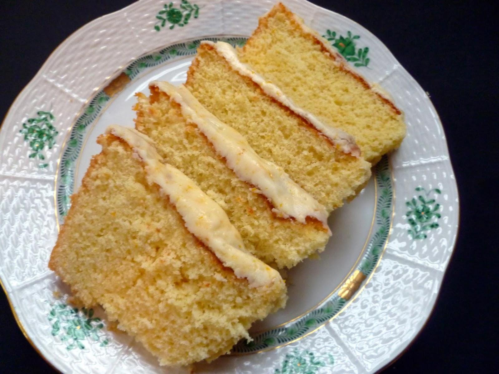 Lindaraxa: Meyer Lemon Pound Cake With Glaze