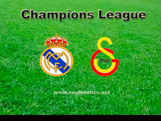 Real Madrid vs Galatasaray - Champions League 2013