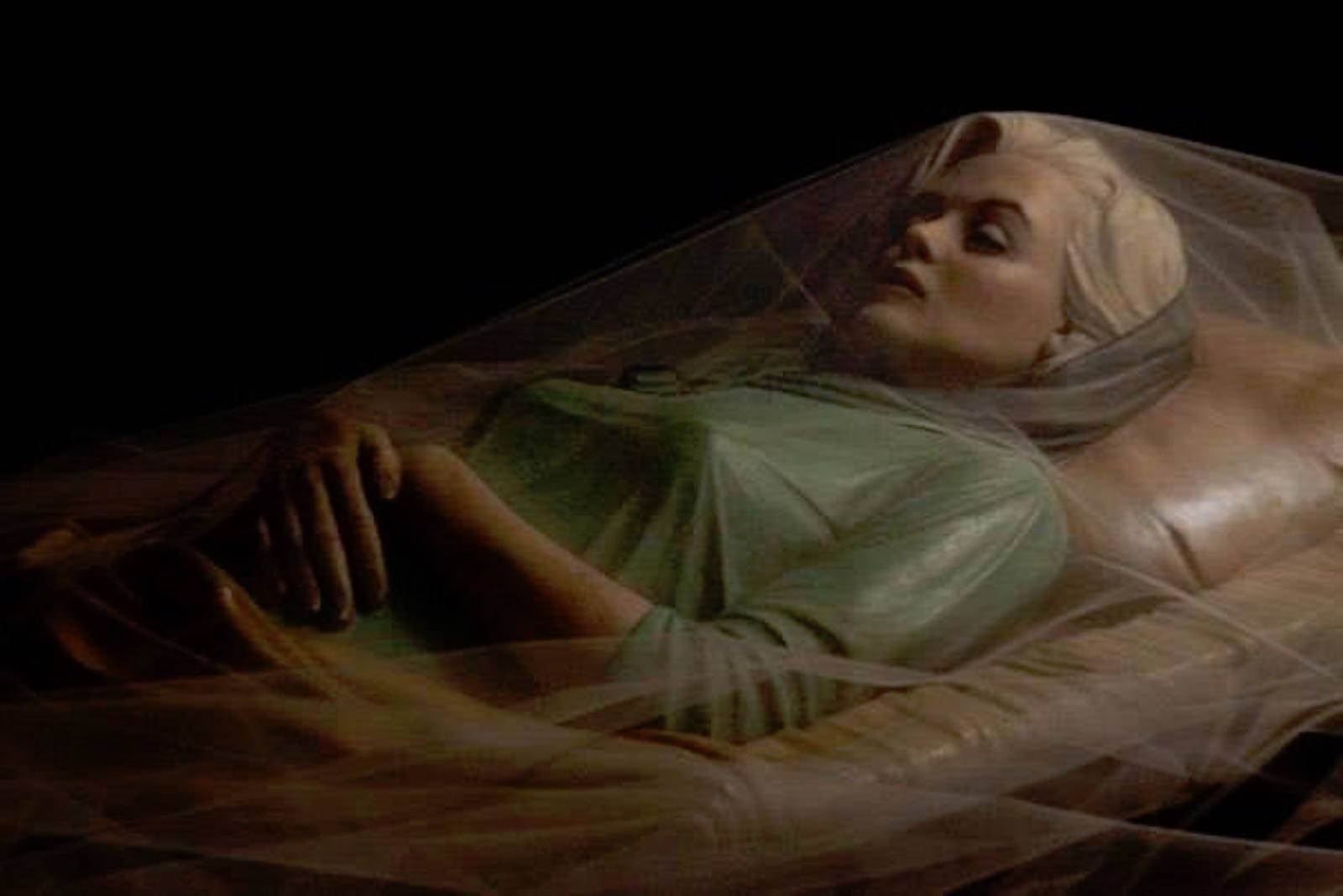Marilyn Monroe: Early Victim of Opiod Epidemic HistoryNet Autopsy photo of marilyn monroe